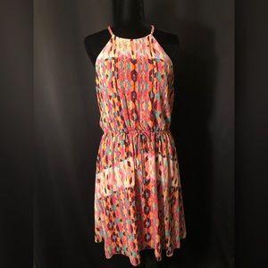 Jessica Simpson Mid Length Floral Dress